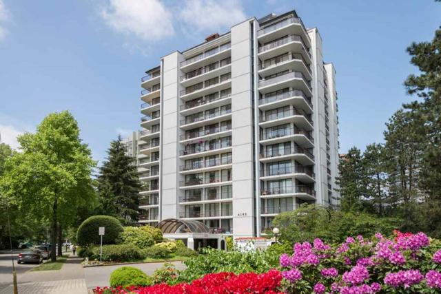 4165 Maywood Street #1002, Burnaby, BC V5H 4E3 (#R2271343) :: Vancouver House Finders