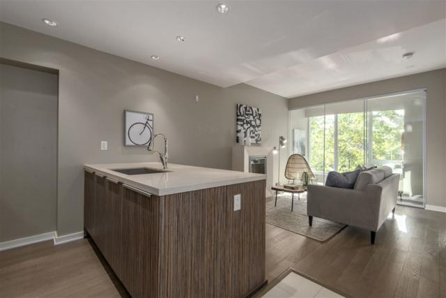 181 W 1ST Avenue #203, Vancouver, BC V5Y 0E3 (#R2271794) :: Re/Max Select Realty