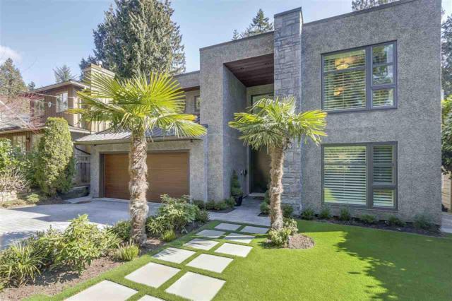 872 Sinclair Street, West Vancouver, BC V7V 3V9 (#R2271893) :: Vancouver House Finders