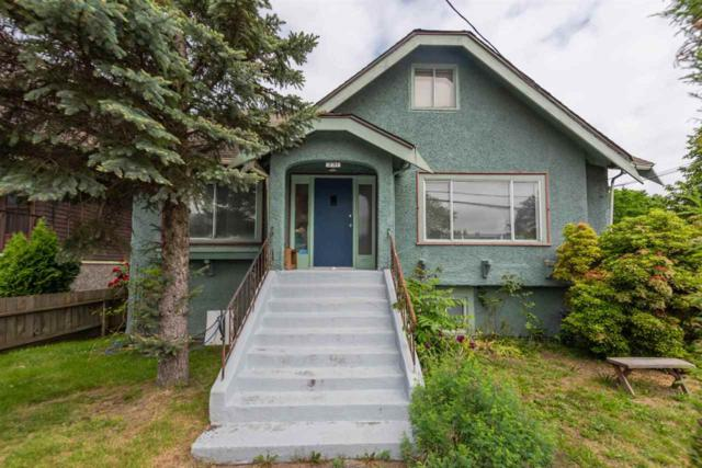 231 E King Edward Avenue, Vancouver, BC V5V 2C2 (#R2271962) :: Re/Max Select Realty