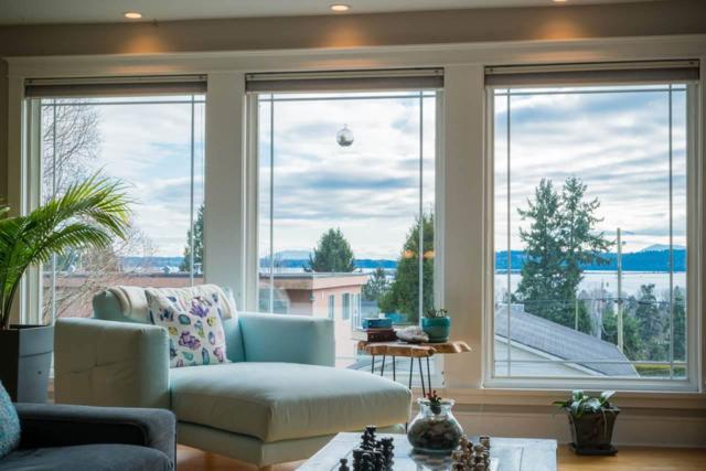1032 Stevens Street, White Rock, BC V4B 4X7 (#R2272154) :: Vancouver House Finders