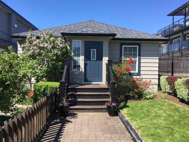 977 Habgood Street, White Rock, BC V4B 4W5 (#R2272231) :: Vancouver House Finders