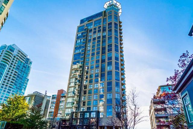 1000 Beach Avenue #804, Vancouver, BC V6E 4M2 (#R2272233) :: West One Real Estate Team
