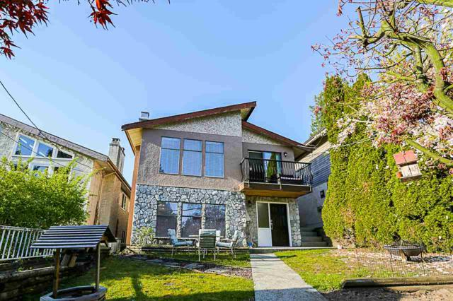 381 Clarence Street, Port Moody, BC V4R 0G1 (#R2272301) :: West One Real Estate Team
