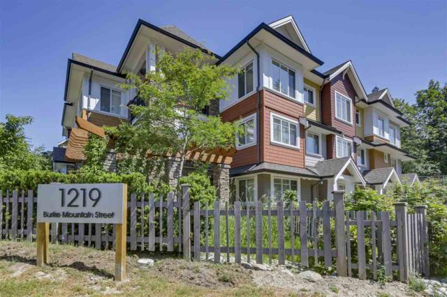 1219 Burke Mountain Street #18, Coquitlam, BC V3B 3H6 (#R2272355) :: Vancouver House Finders