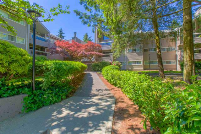 932 Robinson Street #119, Coquitlam, BC V3J 7R8 (#R2272367) :: Vancouver House Finders