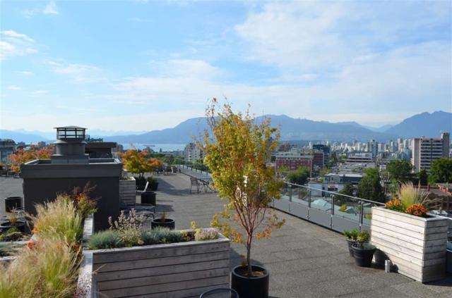 1445 Marpole Avenue #313, Vancouver, BC V6H 1S5 (#R2272417) :: Re/Max Select Realty