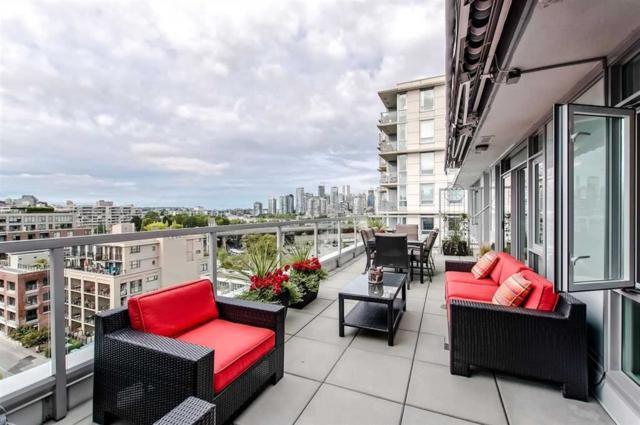1887 Crowe Street Ph1101, Vancouver, BC V5Y 0B4 (#R2272474) :: West One Real Estate Team