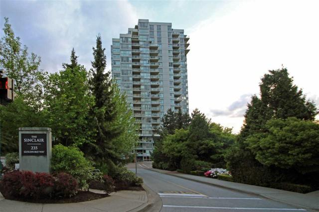 235 Guildford Way #1004, Port Moody, BC V3H 5L8 (#R2272588) :: Vancouver House Finders
