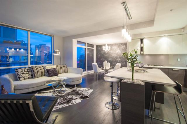 1055 Homer Street #2304, Vancouver, BC V6B 1G3 (#R2272604) :: West One Real Estate Team