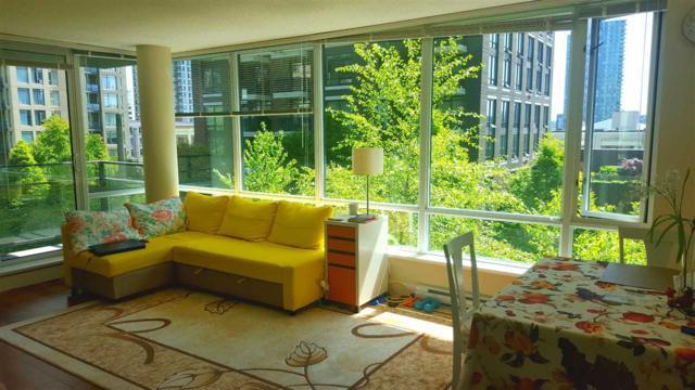 1088 Richards Street #419, Vancouver, BC V6B 0J8 (#R2272613) :: West One Real Estate Team
