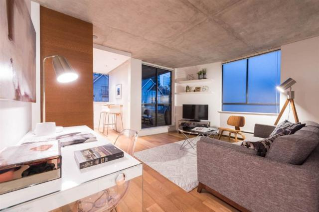 1108 Nicola Street #304, Vancouver, BC V6G 2E2 (#R2272648) :: West One Real Estate Team