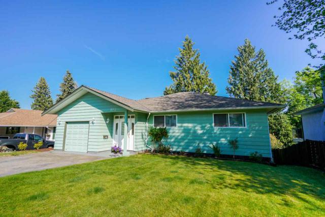 882 Glencoe Drive, Port Moody, BC V3H 1H1 (#R2272914) :: West One Real Estate Team