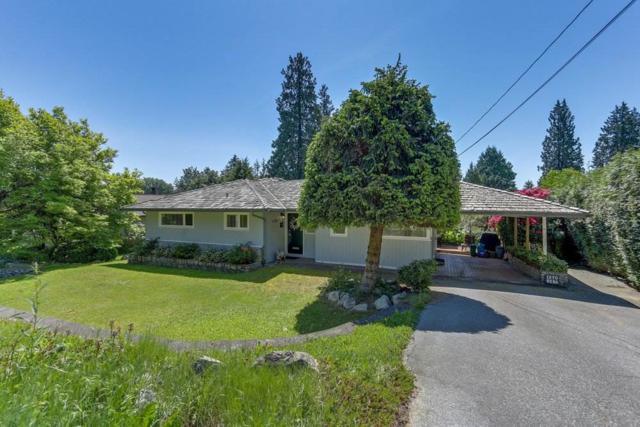 1570 Rena Crescent, West Vancouver, BC V7V 2Z3 (#R2273385) :: Re/Max Select Realty