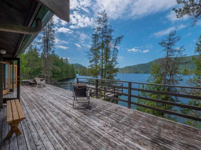 DL 4694 Sakinaw Lake Lot 2, Pender Harbour, BC V0N 2H0 (#R2274284) :: RE/MAX Oceanview Realty