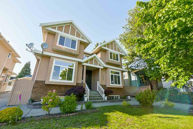 2125 Edinburgh Street, New Westminster, BC V3M 2X9 (#R2275635) :: Re/Max Select Realty