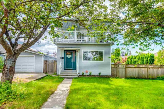 116 St. Patrick Street, New Westminster, BC V3L 1P7 (#R2275728) :: Re/Max Select Realty