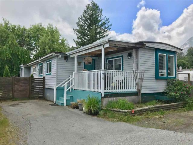 40157 Government Road #74, Squamish, BC V0N 1T0 (#R2276154) :: Re/Max Select Realty
