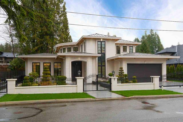 3990 Loraine Avenue, North Vancouver, BC V7R 4B8 (#R2277052) :: Re/Max Select Realty