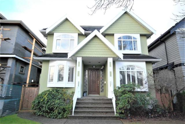 2922 W 21ST Avenue, Vancouver, BC V6L 1K8 (#R2277126) :: Re/Max Select Realty