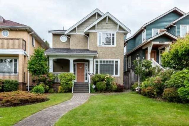 3017 W 29TH Avenue, Vancouver, BC V6L 1Y5 (#R2277600) :: Re/Max Select Realty