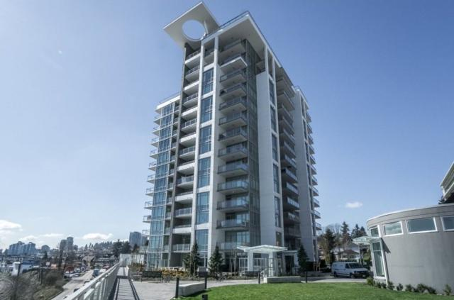 200 Nelson's Crescent #1003, New Westminster, BC V3L 0H4 (#R2277957) :: TeamW Realty