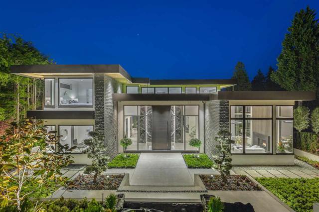 2592 Rosebery Avenue, West Vancouver, BC V7V 2Z9 (#R2278107) :: Re/Max Select Realty