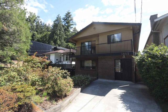 1852 W Tatlow Avenue, North Vancouver, BC V7P 3A3 (#R2278667) :: Re/Max Select Realty