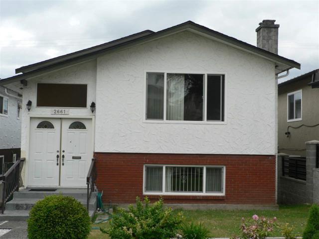 2661 E 21ST Avenue, Vancouver, BC V5M 4E8 (#R2278713) :: Re/Max Select Realty
