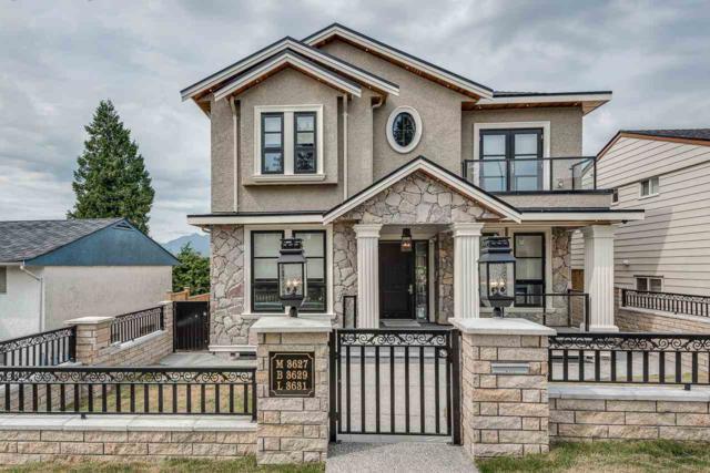 3627 Haida Drive, Vancouver, BC V5M 3Y9 (#R2278795) :: Re/Max Select Realty