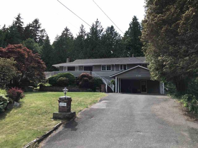 5725 Cranley Drive, West Vancouver, BC V7W 1S7 (#R2279162) :: Re/Max Select Realty