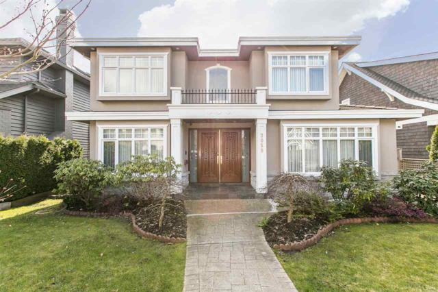 3088 W 35TH Avenue, Vancouver, BC V6N 2M8 (#R2279187) :: Re/Max Select Realty