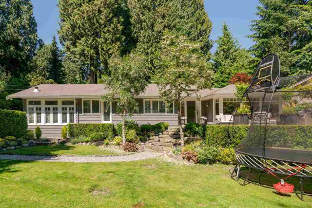 2795 Palmerston Avenue, West Vancouver, BC V7V 2W9 (#R2279234) :: Re/Max Select Realty