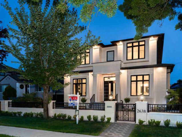 2638 W 21ST Avenue, Vancouver, BC V6L 1K1 (#R2279563) :: Vancouver House Finders