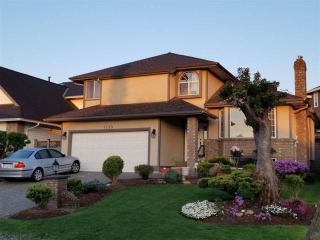 1239 Kensington Place, Port Coquitlam, BC V3C 5N9 (#R2279837) :: Re/Max Select Realty