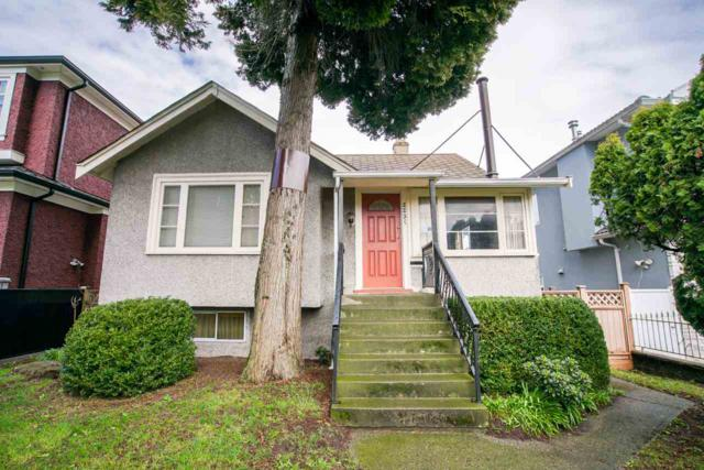 2231 E 39TH Avenue, Vancouver, BC V5P 1H9 (#R2280082) :: TeamW Realty