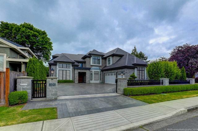 8591 Fairhurst Road, Richmond, BC V7C 1Y7 (#R2280419) :: Re/Max Select Realty