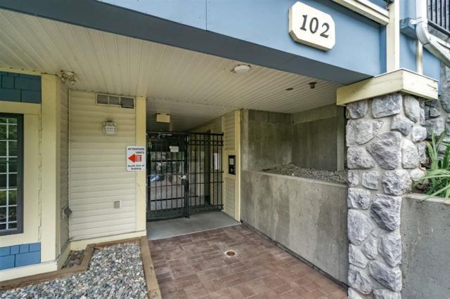 102 Begin Street #101, Coquitlam, BC V3K 4V2 (#R2280464) :: TeamW Realty