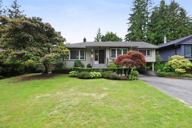 3789 Hillcrest Avenue, North Vancouver, BC V7R 4B7 (#R2280483) :: West One Real Estate Team