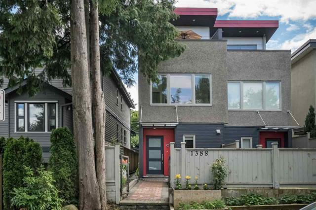 1388 E 7TH Avenue, Vancouver, BC V5N 1R7 (#R2280688) :: Re/Max Select Realty