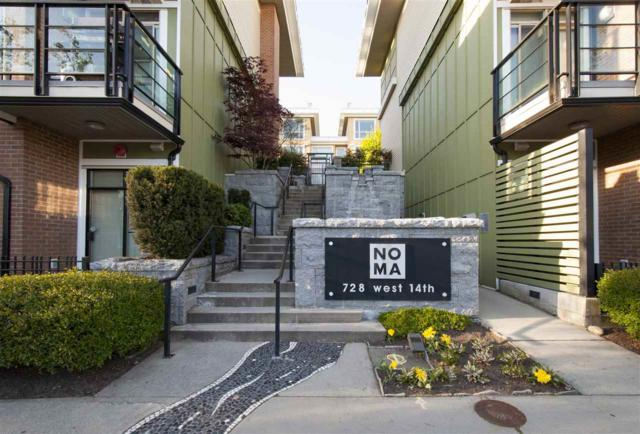 728 W 14TH Street #58, North Vancouver, BC V7M 0A8 (#R2280971) :: TeamW Realty