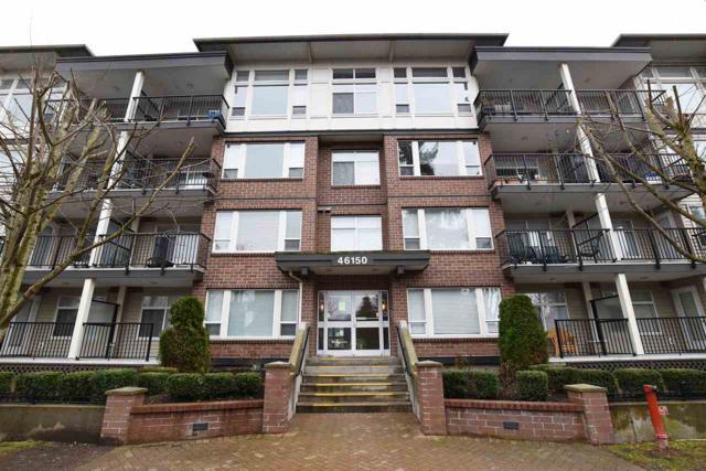 46150 Bole Avenue #401, Chilliwack, BC V2P 0B7 (#R2281044) :: West One Real Estate Team