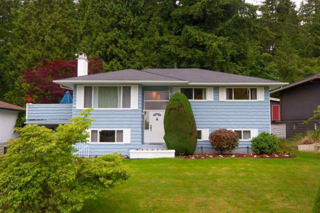 931 Garrow Drive, Port Moody, BC V3H 1H8 (#R2281163) :: West One Real Estate Team