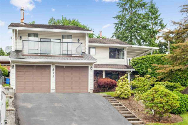 811 Huber Drive, Port Coquitlam, BC V3B 2T1 (#R2281248) :: Re/Max Select Realty