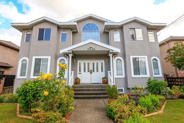 5030 Union Street, Burnaby, BC V5B 1W2 (#R2281277) :: Simon King Real Estate Group