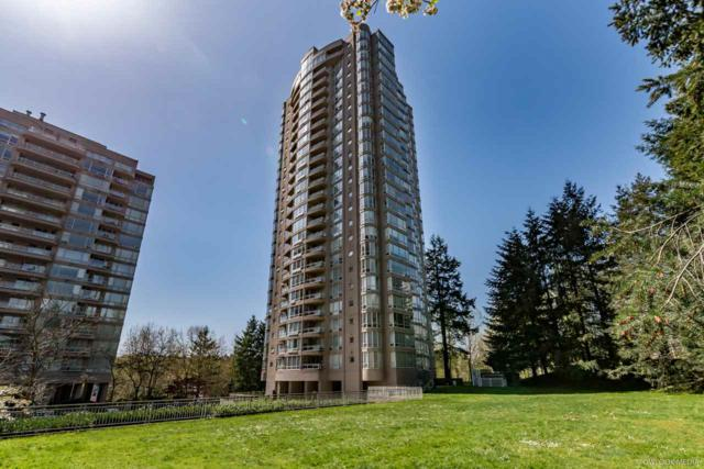 9603 Manchester Drive #1506, Burnaby, BC V3N 4Y7 (#R2281417) :: Re/Max Select Realty