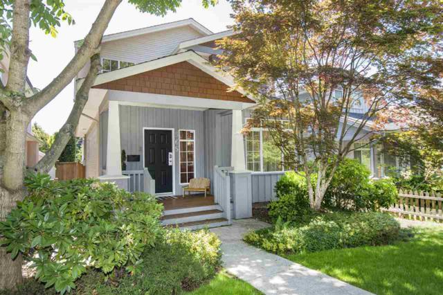 565 W 21ST Street, North Vancouver, BC V7M 1Z8 (#R2281502) :: TeamW Realty