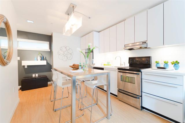 370 Carrall Street #202, Vancouver, BC V6B 2J3 (#R2281516) :: Re/Max Select Realty