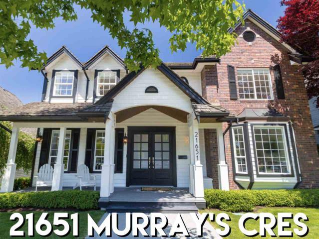 21651 Murray's Crescent, Langley, BC V3A 9B2 (#R2281519) :: Re/Max Select Realty