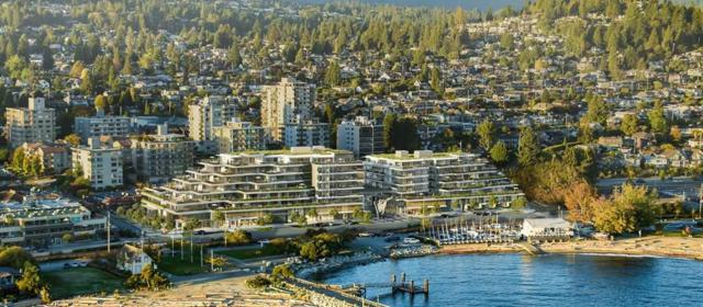 1355 Bellevue Avenue #211, West Vancouver, BC V7T 0B4 (#R2281545) :: Re/Max Select Realty